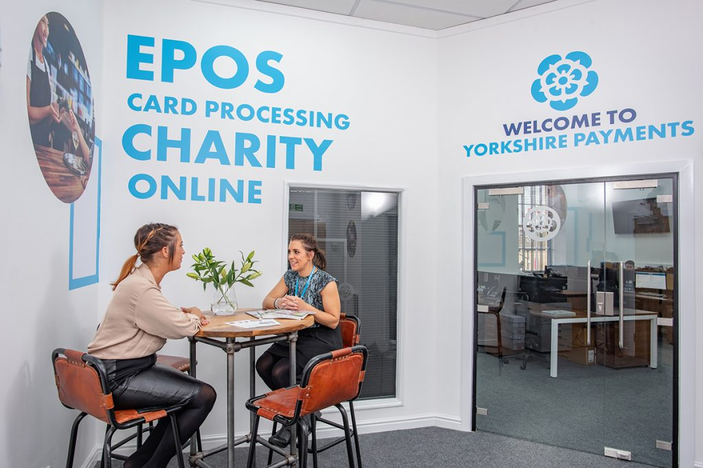 Card Payments EPOS Systems for businesses in Brighouse, Kirklees, Bradford, Halifax, West Yorkshire