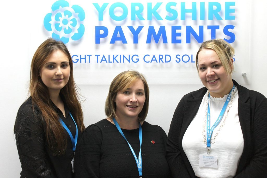 Yorkshire Payments takes on more staff